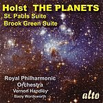 Vernon Handley Planets Suite/St. Paul's Suite/Brook Green Suite