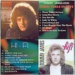Tommy James Three Times in Love/Hi-Fi (2 Cd Set)