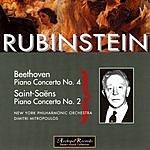 Artur Rubinstein Piano Concerto No.4 in G Major, Op.58/Piano Concerto No.2 in G Minor, Op.22