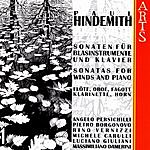 Paul Hindemith Sonatas For Winds & Piano, Vol.1