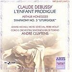 André Cluytens L'Enfant Prodigue/Symphony No.3 'Liturgique'
