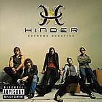 Hinder Extreme Behavior (Deluxe Edition) (Parental Advisory)