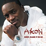 Akon Sorry, Blame It On Me (2-Track Single)