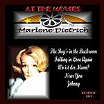 Marlene Dietrich At The Movies
