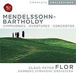 Felix Mendelssohn Symphonies/Overtures/Concertos
