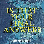 The Question Is That Your Final Answer? (4-Track Maxi-Single)