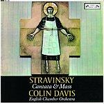 Igor Stravinsky Cantata/Mass