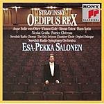 Esa-Pekka Salonen Oedipus Rex (Opera-Oratorio In Two Acts)