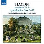 Patrick Gallois Symphonies, Vol.32: Nos. 9-12