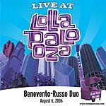 The Benevento Russo Duo Live At Lollapalooza: Benevento-Russo Duo - August 6, 2006 (Single)