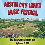 The Benevento Russo Duo Austin City Limits Music Festival: Benevento-Russo Duo - September 15, 2006 (4-Track Maxi-Single)