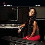 Alicia Keys No One (2-Track Single)