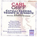 Ferdinand Leitner Catulli Carmina/Trionfo Di Afrodite