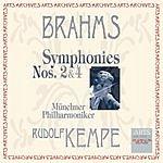 Rudolf Kempe Symphonies Nos. 2 & 4