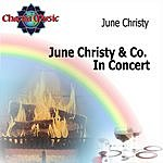 June Christy June Christy & Company In Concert