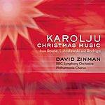 David Zinman Christmas Music From Rouse, Lutoslawski And Rodrigo