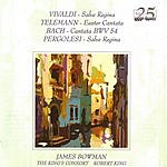 James Bowman Vivaldi/Telemann/Bach/Pergolesi