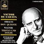 Victor De Sabata Don Quixote/Tristan Und Isolde
