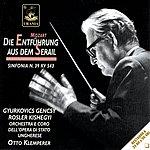 Otto Klemperer Die Entführung Aus Dem Serail, K.384 (Opera In Three Acts)/Symphony No.39