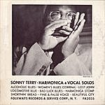Sonny Terry Harmonica & Vocal Solos