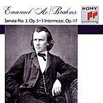 Emanuel Ax Piano Sonata No.3/Intermezzos, Op.117