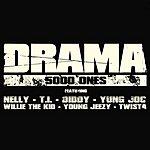 DJ Drama 5000 Ones (Edited) (Single)