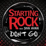 Starting Rock Don't Go (4-Track Maxi-Single)