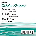 Chieko Kinbara Summer Love (4-Track Maxi-Single)