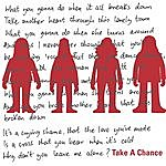 The Magic Numbers Take A Chance (4-Track Maxi-Single)