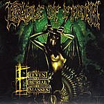 Cradle Of Filth Eleven Burial Masses