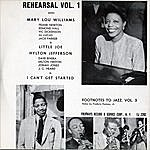 Mary Lou Williams Footnotes To Jazz, Vol.3: Jazz Rehearsal I