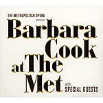 Barbara Cook Barbara Cook Live From The Met With Special Guests