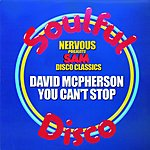 David McPherson You Can't Stop (Single)