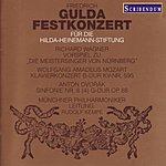 The Munich Philharmonic Orchestra Symphonisches Festkonzert: Wagner, Mozart & Dvorak