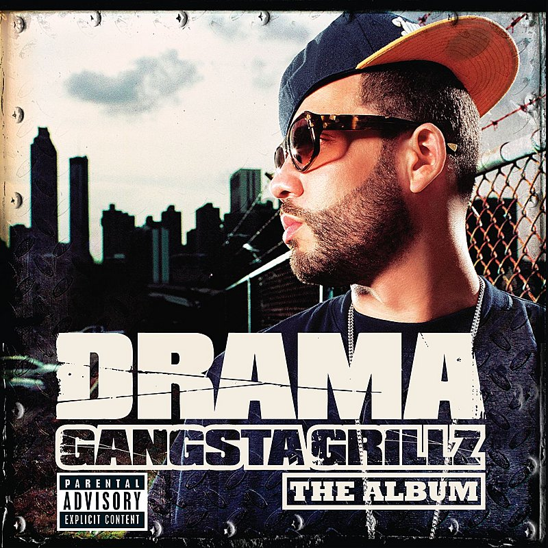 Cover Art: Gangsta Grillz: The Album (Parental Advisory)