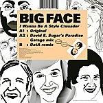 Big Face I Wanna Be A Style Crusader (Kitsuné) (3-Track Maxi-Single)