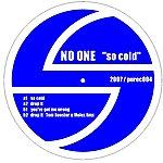 No One So Cold (4-Track Maxi-Single)