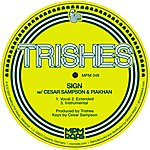 Trishes Sign/New Wave (5-Track Maxi-Single)