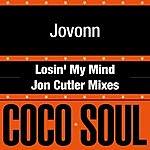Jovonn Losin' My Mind: Jon Cutler Remixes (3-Track Maxi-Single)