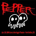 Pepper Live At The Fox Theatre, Boulder, CO