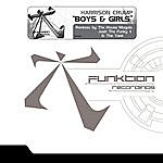 Harrison Crump Boys & Girls (4-Track Maxi-Single)