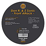 Don-r Front Attack (6-Track Maxi-Single)
