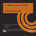 DJ Meri Pure Sound Subside (2-Track Single)