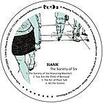 Hank The Society Of Six (4-Track Maxi-Single)