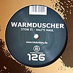 Warmduscher Stow It (Halt's Maul) (4-Track Maxi-Single)