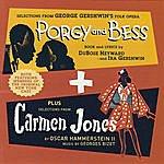 Original New York Cast Selections From Porgy And Bess/Carmen Jones