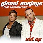 Global Deejays Get Up (6-Track Maxi-Single)