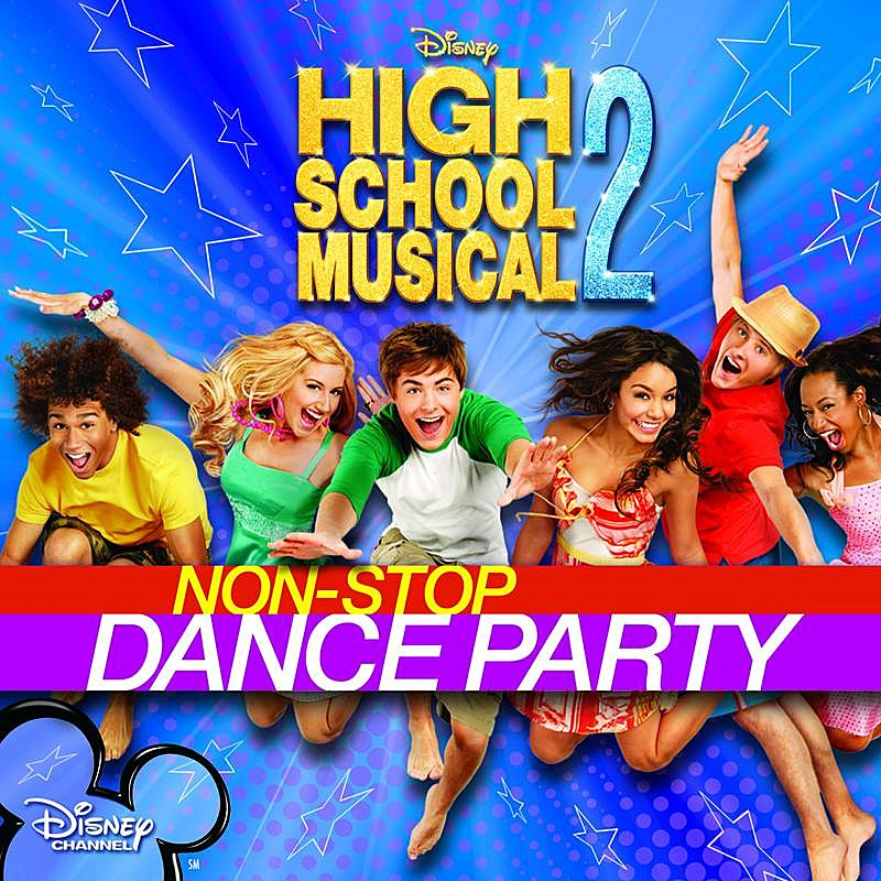 MediaNet Content Experience: High School Musical 2: Non-Stop Dance ...