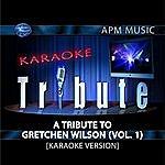 Gretchen Wilson Karaoke Tribute: A Tribute To Gretchen Wilson, Vol.1