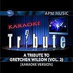 Gretchen Wilson Karaoke Tribute: A Tribute To Gretchen Wilson, Vol.2